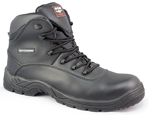 AirSafe Safety Boot AS-C4 Composite Toe & Midsole S3 Waterproof - Size 12