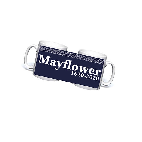 Mayflower 400 Mug - MF57
