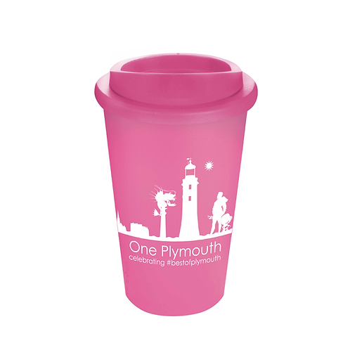 Pink One Plymouth Cup