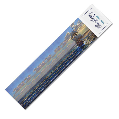Mayflower 400 Bookmark - MF37