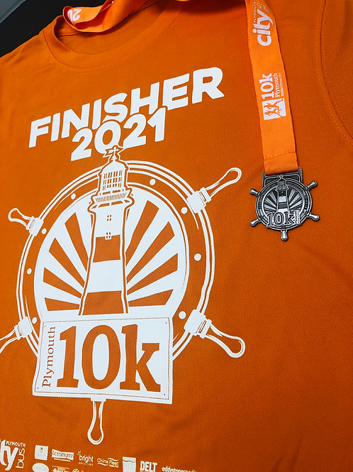 Plymouth 10k Challenge 2021