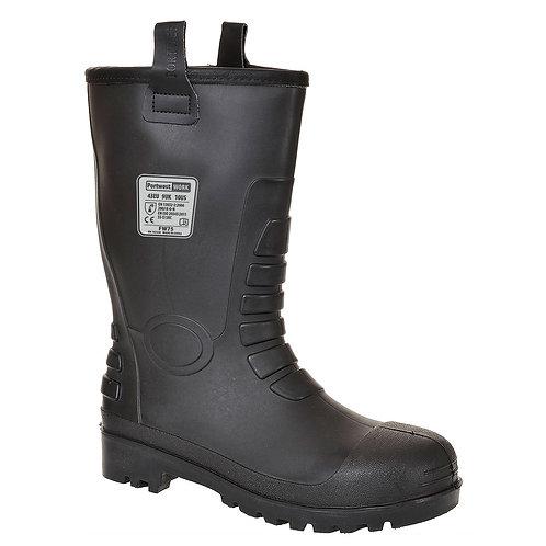 FW75 - Neptune Rigger Boot  Black