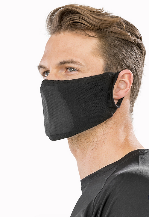 Anti-Bacterial Face Masks Pack of 5