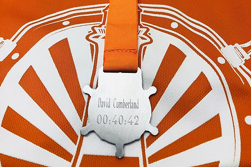Spare Plymouth 10k Medal Engraved 2021