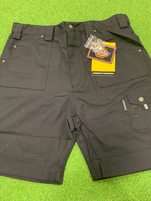 Dickies Eisenhower Shorts Black E1