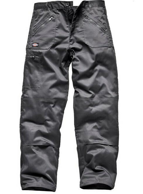 Dickies Legendary Workwear Redhawk Men's Action Trousers Grey