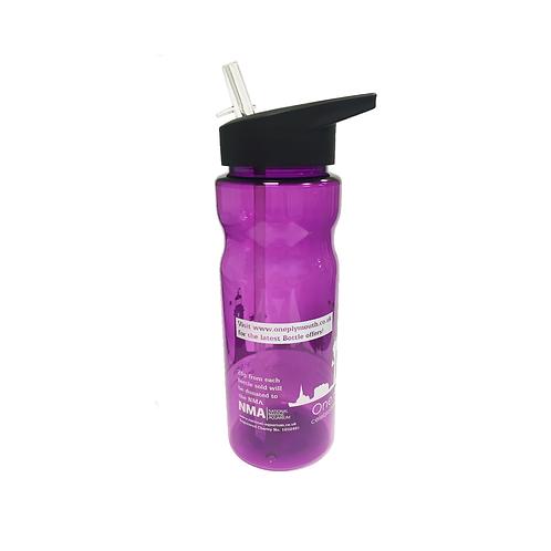 Purple One Plymouth Bottle