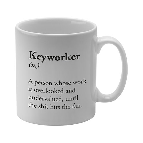 Keyworker Mug