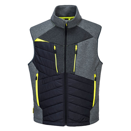 DX470 - DX4 Baffle Gilet Metal Grey