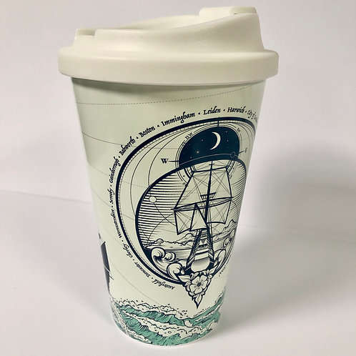 Mayflower 400 Travel Mug - MF53