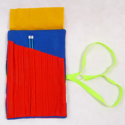 Mexican knitting needle case PC2