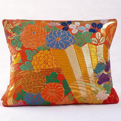 Japanese Obi cushion SC18