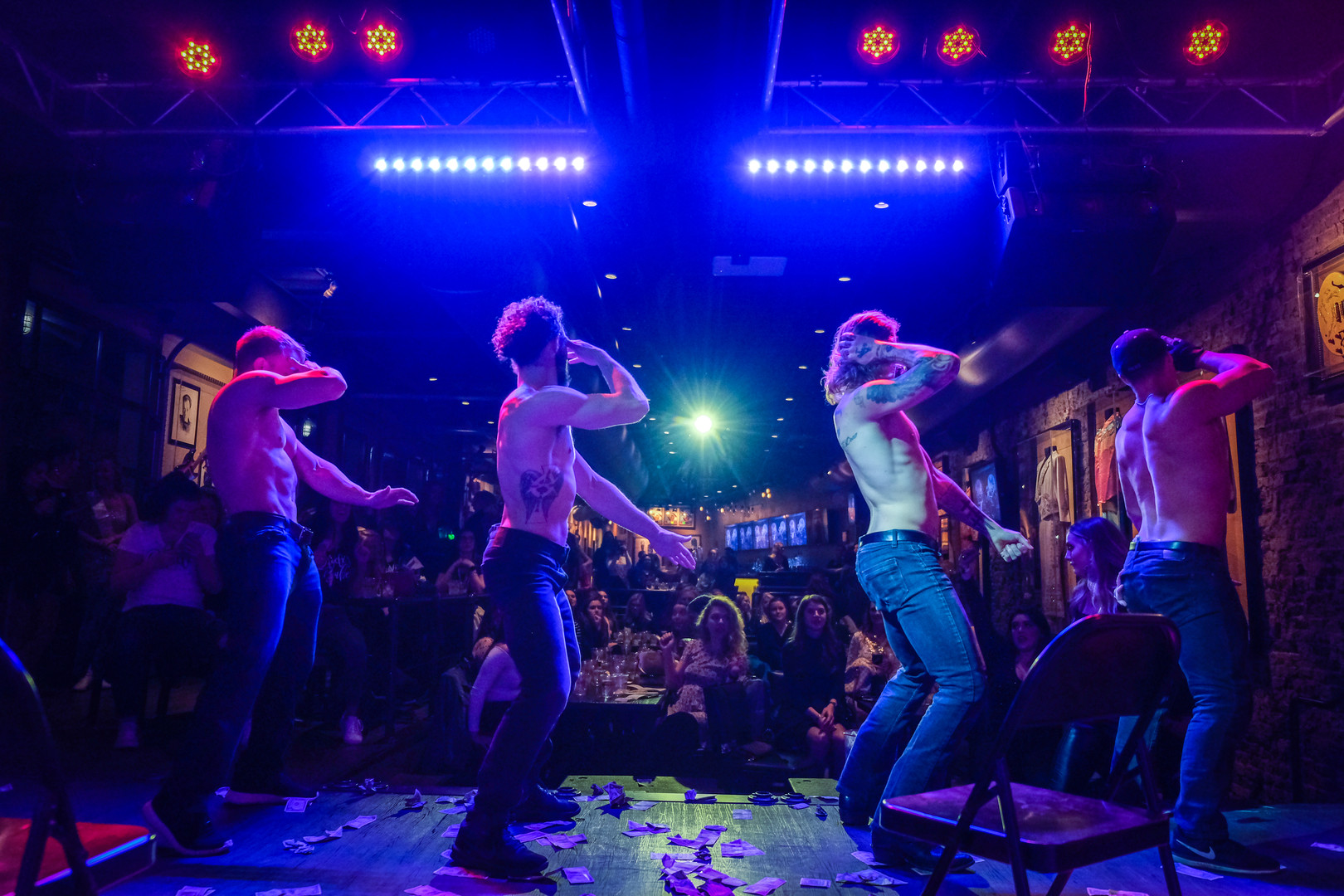 Nashville Male Revue Show