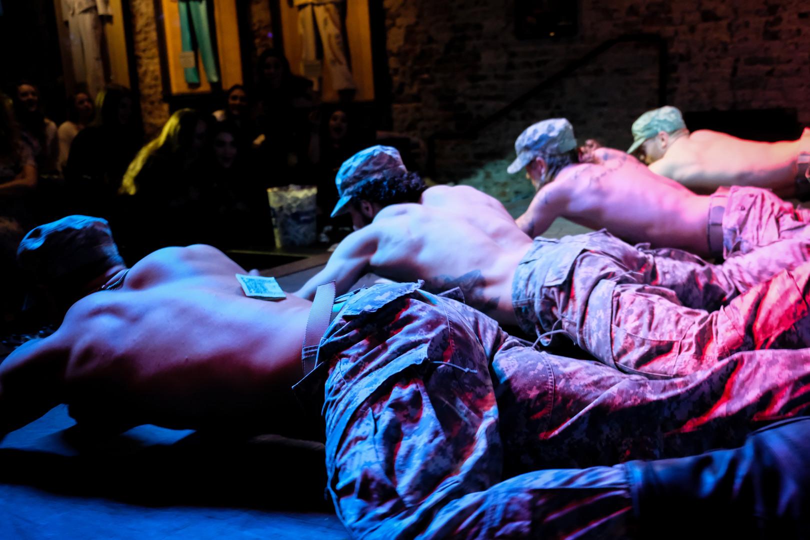Nashville Male Strippers