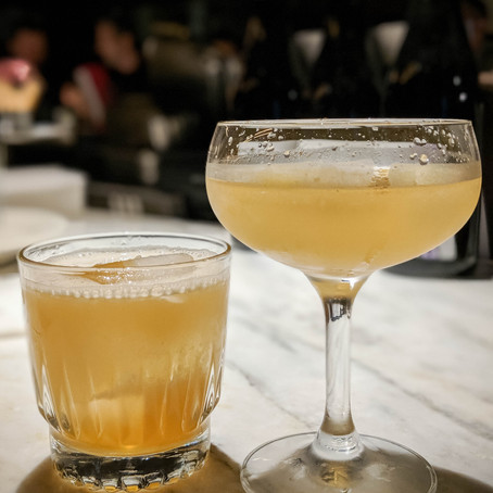Hampton + Hudson and Barcelona - The Great Cocktail Hunt - Inman Park Edition