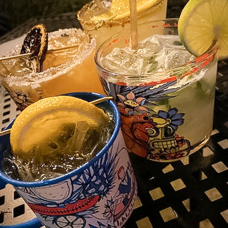 Margarita Monday - The Great Cocktail Hunt - Oakhurst / East Lake Edition