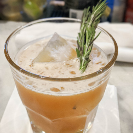 The Albert - The Great Cocktail Hunt - Inman Park Edition