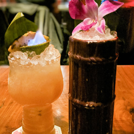 S.O.S Tiki Bar + The Pinewood - The Great Cocktail Hunt - Decatur Edition