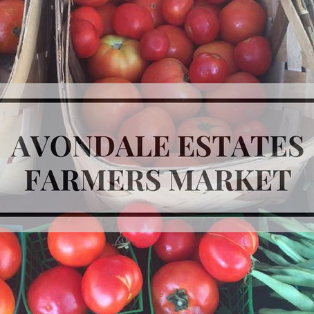 Avondale Estates - Farmers Market Heaven!