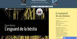 Quim Gómez - Presents i futurs imperfectes, blog de conte, novel·la negra, ciència-ficció i altres f