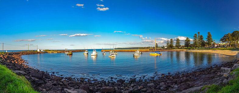 Location Shellharbour Harbour Village