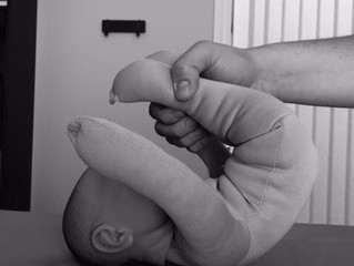 Body-Breaking Parent Moves & How To Fix Them Part 3: CHANGING DIAPERS