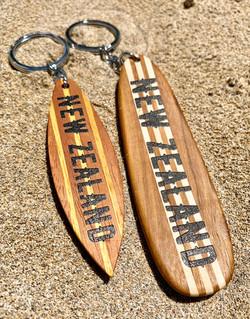 SURFBOARD KEYRINGS