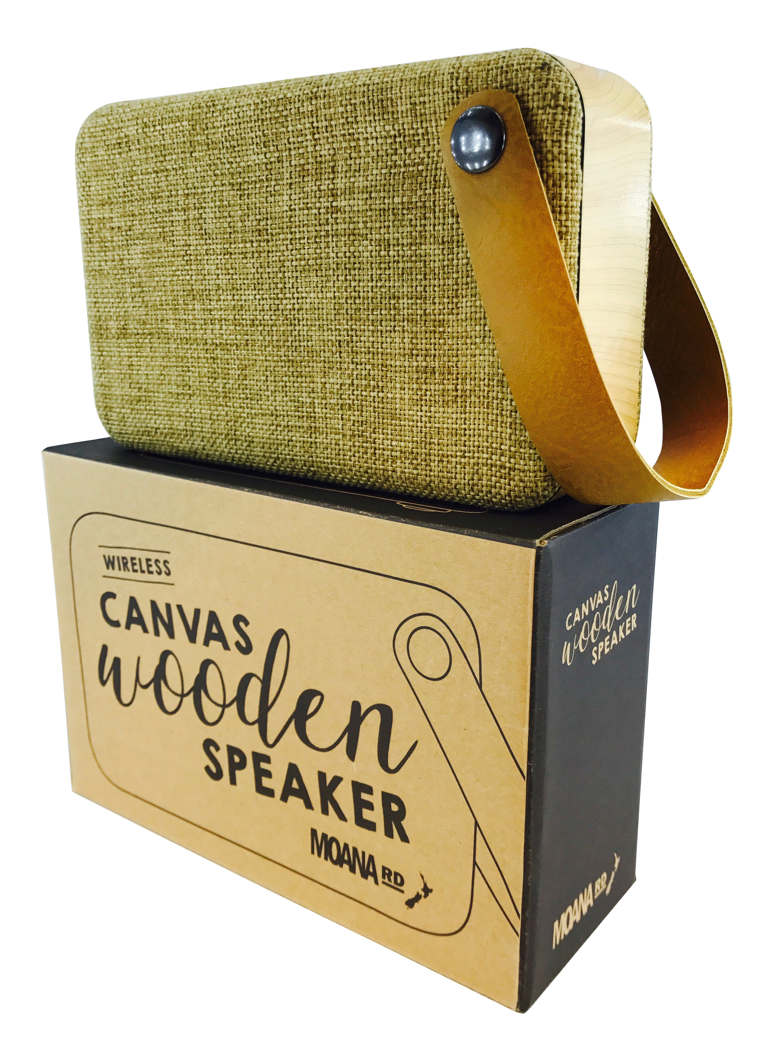CANVAS WOODEN