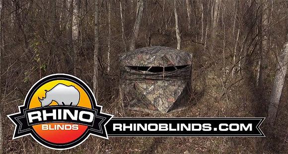 Rhino Blinds Mossy Oak Break Up Country Blind