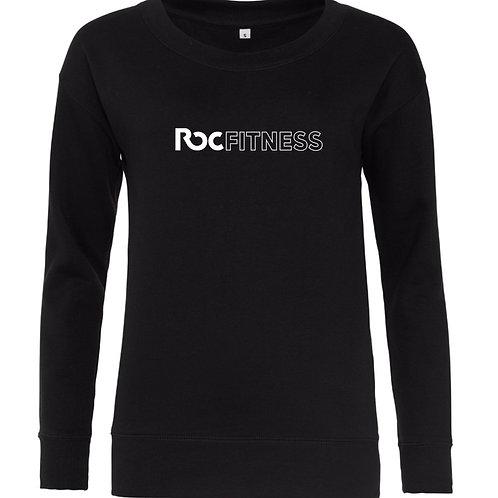 ROC Fitness Girlie Sweatshirt