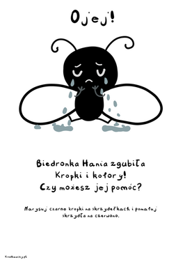 Smutna Biedronka BUU.