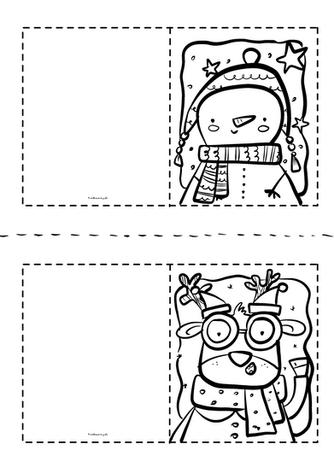 Mini kartki