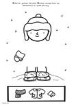 Rysujemy Zimowa Postac