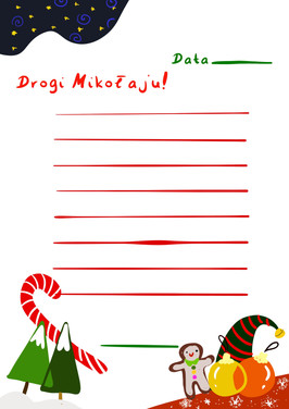 List do Mikolaja