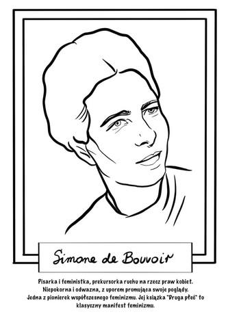 Simone de Bouvoir
