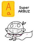 Kolorowanka Super Witaminki