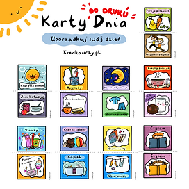 Karty Dnia dla dzieci