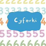Cyferki Cwiczenia dla Dzieci