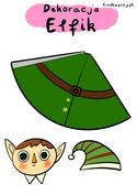 Dekoracja Elf