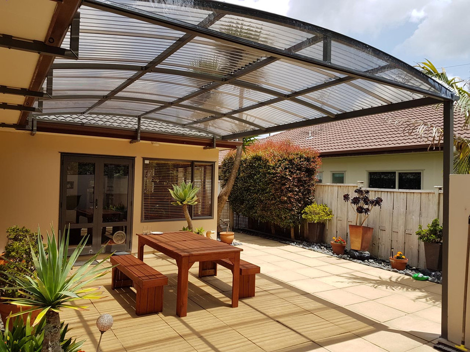 Pergolas - Outdoors