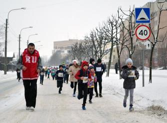 В январе состоится традиционный пробег «Пулково-Пушкин»