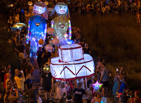 Family Day: Biking on the Beltline and Lantern Parade.