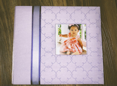 Mother's Day Gift Idea: Memory Scrapbook
