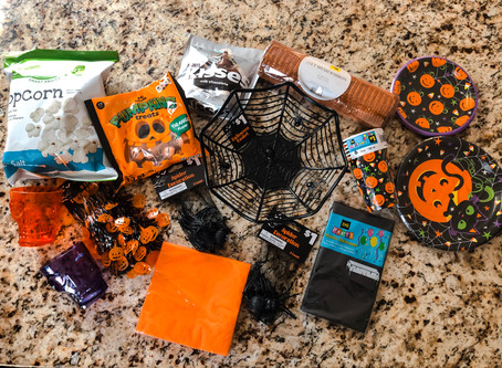Plan the Perfect Halloween Party with Dollar General