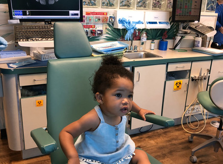 1st Trip to the Dentist