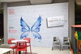 Tapume interativo Shopping João Pessoa