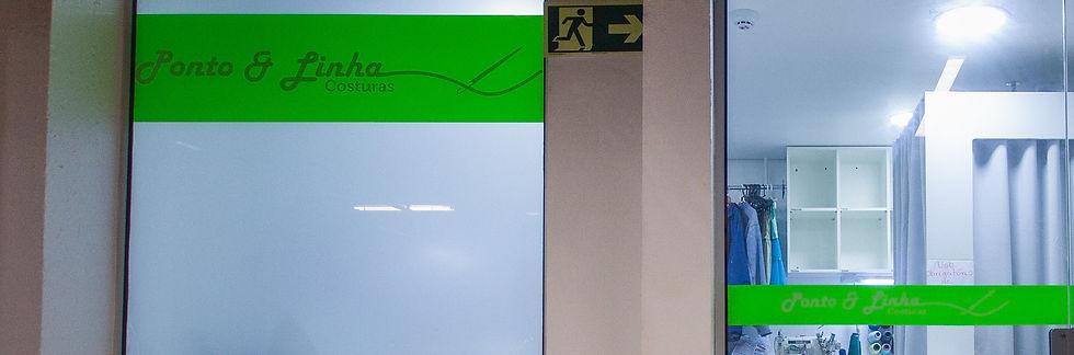 loja ponto & linha costuras alameda de serviços shopping joão pessoa porto alegre