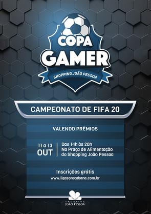 Copa Gamer Shopping João Pessoa