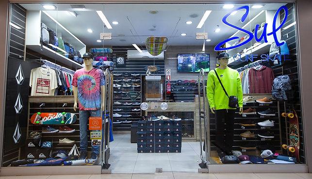 loja sul surf skate shopping joão pessoa porto alegre
