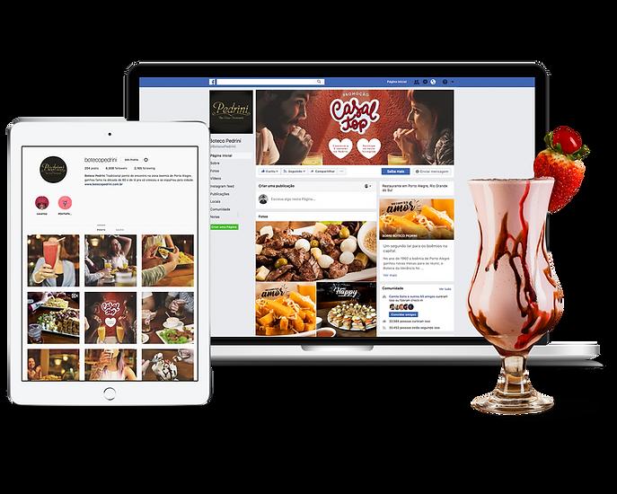 gestão de redes sociais tomahawk propagada porto alegre facebook instagram